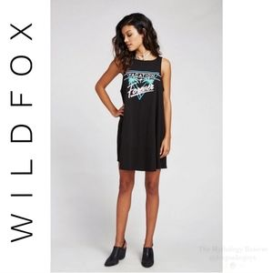 Wildfox NWT vacation forever t-shirt dress